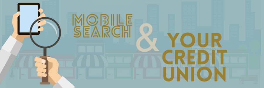 credit union mobile search