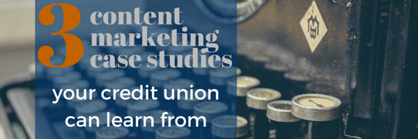 financial content marketing case studies